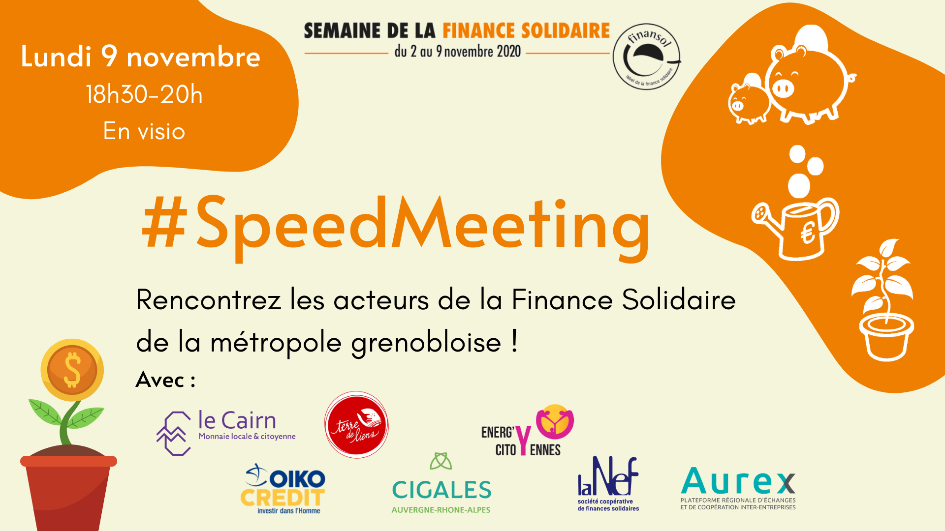 SpeedMeeting finance solidaire oikocredit .png